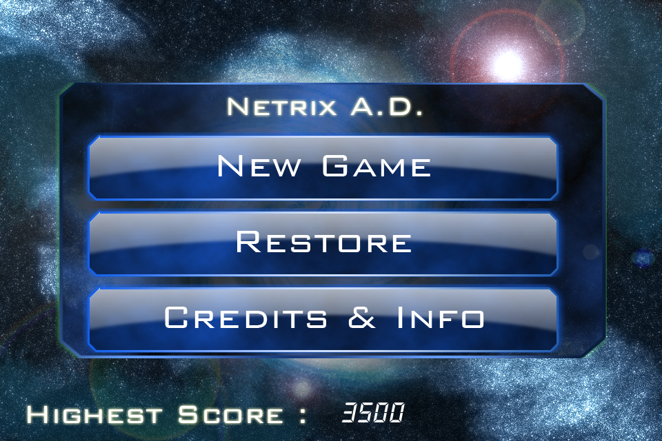 Screenshot Netrix A.D