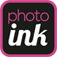 Photo Ink-add colorful text to your images with cool fonts