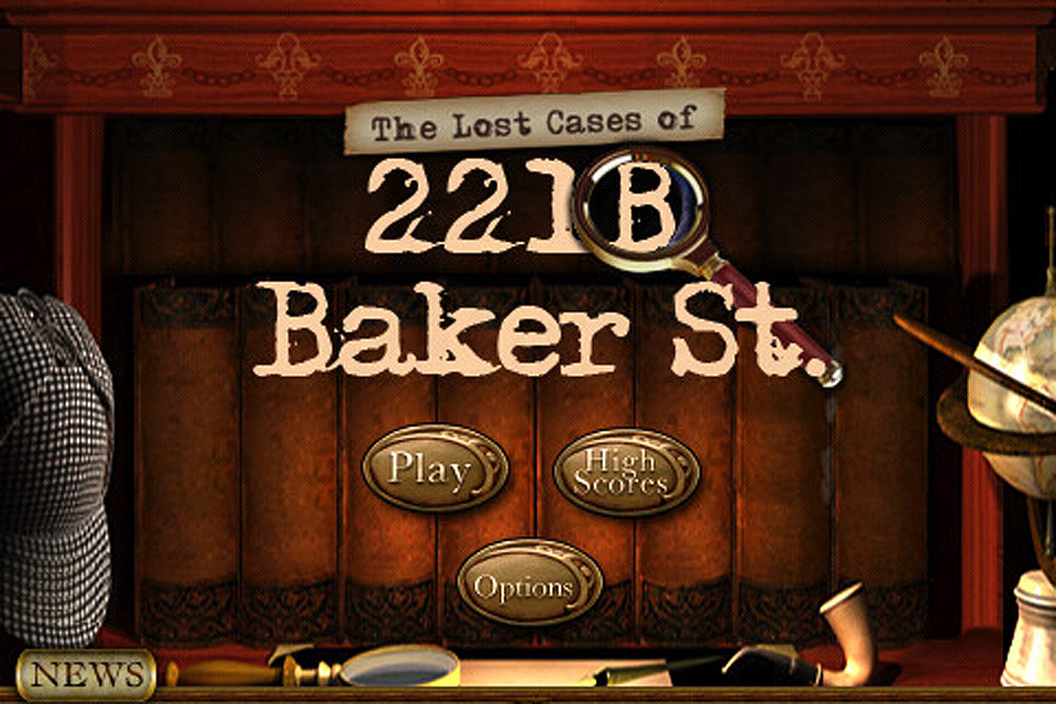Screenshot The Lost Cases of 221B Baker Street Free